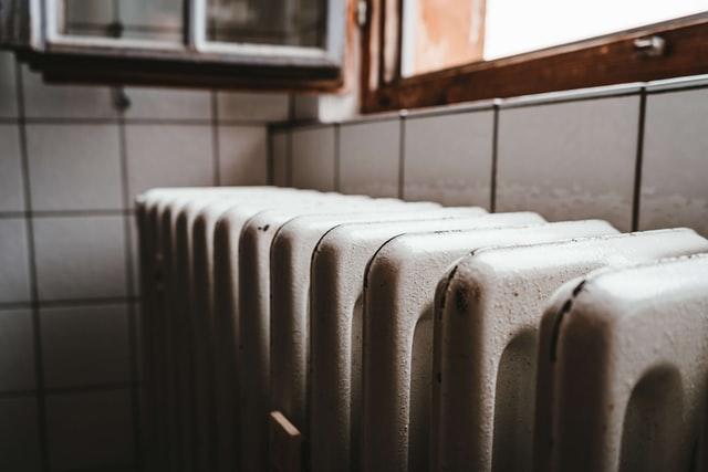 ogrevanje z radiatorjem